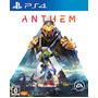 エレクトロニック・アーツ PS4 Anthem